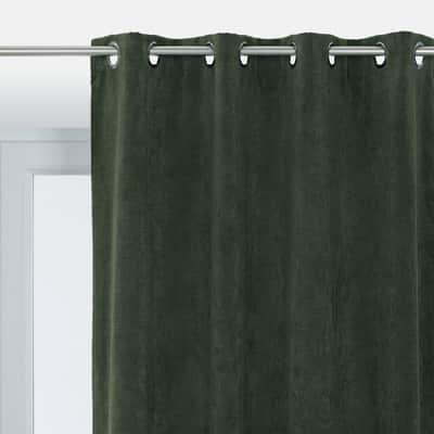 Tenda Vittore verde 135 x 280 cm
