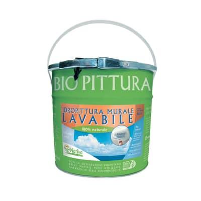 Idropittura lavabile bianca Nativa Bio 3,5 L