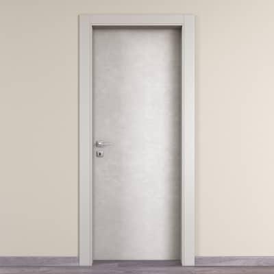 Porta da interno battente Hunk luna 70 x H 210 cm dx