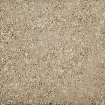 Lastra 50 x 50 cm Bianco Perla, spessore 4 cm