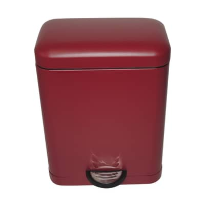 Pattumiera Smart rosso 5 L