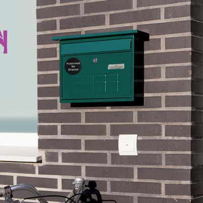 Sticker pubblicit no grazie l 11 x h 0 1 x p 19 cm for Numeri adesivi leroy merlin