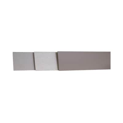 Alzatina su misura laminato pietra di nanto H 10 cm