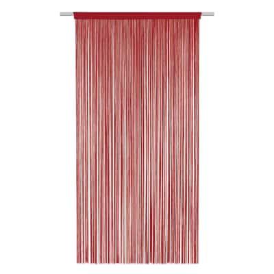 Tenda porta Spaghetti rosso 140 x 270 cm