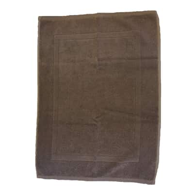 Tappeto bagno Eponge marrone