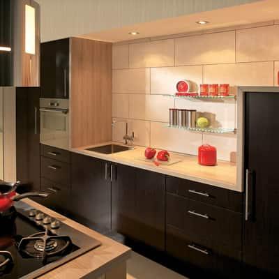 Cucina Delinia Wenge Prezzi E Offerte Online Leroy Merlin