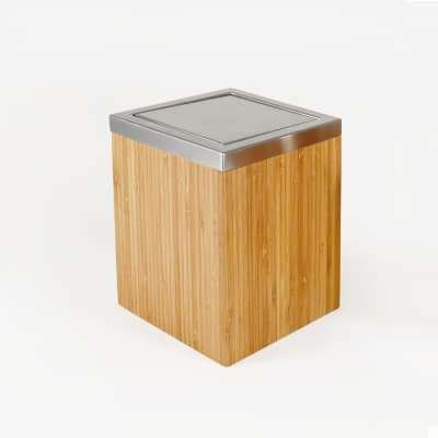 Pattumiera Bamboo 5 L