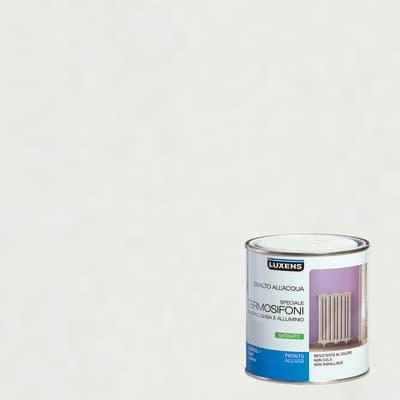 Smalto Termosifoni Luxens Ghiaccio satinato 0,5 L