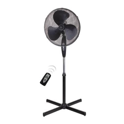 Ventilatore a piantana Equation TX1608VR nero