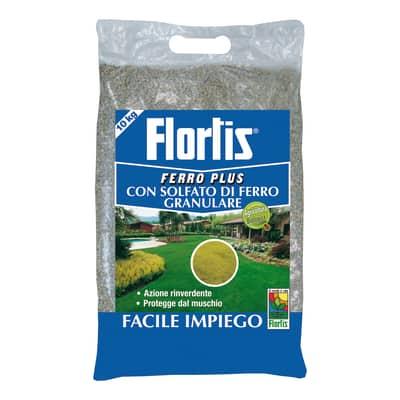 Concime granulare per prato ferro plus flortis 10 kg for Prato finto leroy merlin