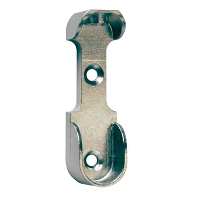 Reggitubo laterale cromo L 3 x P 1,5 cm