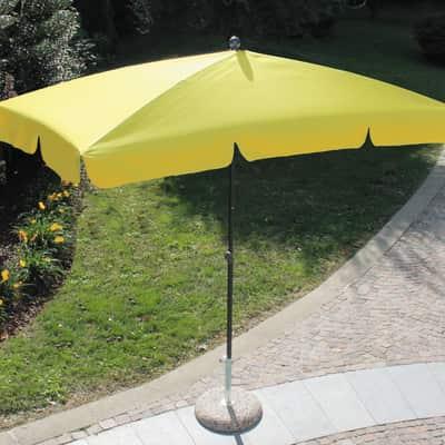 Ombrellone 2,2 x 1,2 m giallo