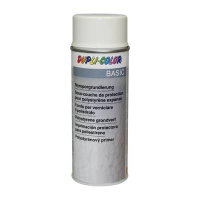 Fondo spray Dupli-Color Basic per polistirolo trasparente opaco 400 ml