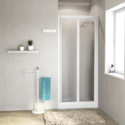 Porta doccia elba 84 90 h 185 cm cristallo 3 mm piumato for Porta doccia leroy merlin