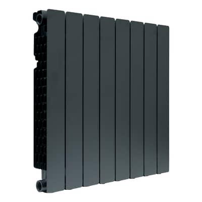 Radiatore Modern in alluminio 8 elementi interasse 600 mm