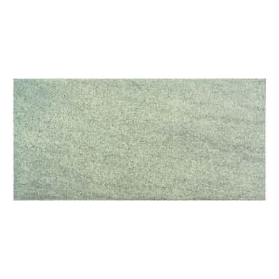 Piastrella Quarzo 15 x 30 cm grigio