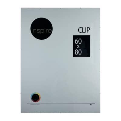 Cornice a giorno Clip Inspire trasparente 60 x 80 cm
