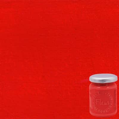 Colore acrilico rosso Cherry lips opaco 130 ml Fleur