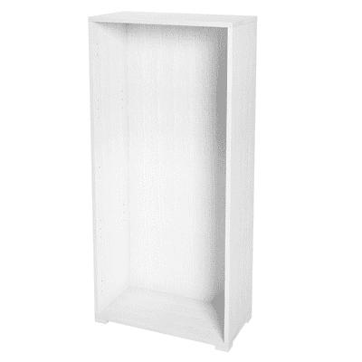 Struttura Spaceo bianco L 60 x P 30 x H 128 cm