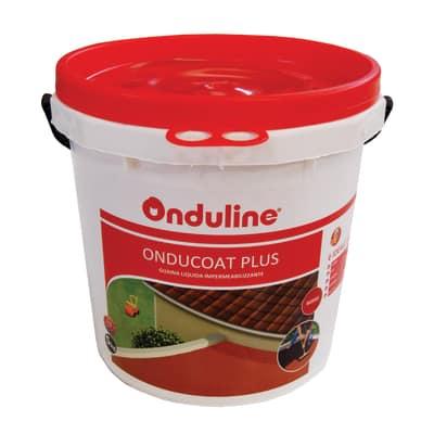 Membrana liquida Oducoat Plus Onduline rossa 5 kg