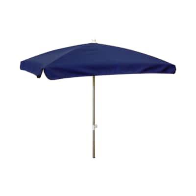 Ombrellone 2 x 1,5 m blu