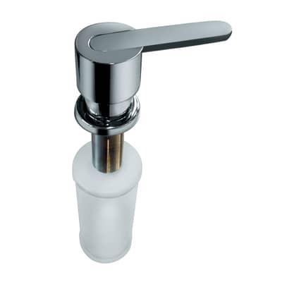 Dispenser lavello cromo