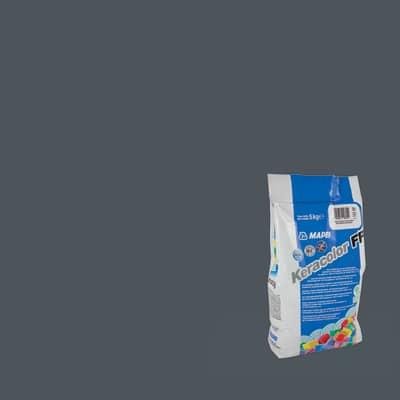 Stucco per fughe in polvere Keracolor FF grigio scuro 5 kg