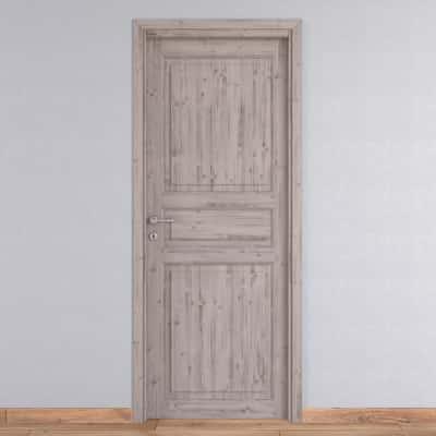 Porta da interno battente Beethoven shabby chic 70 x H 210 cm reversibile