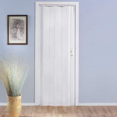 porta a soffietto luciana bianco l 88 5 x h 214 cm prezzi