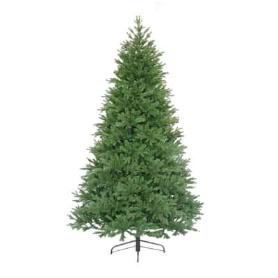 Albero di Natale artificiale Real H 210 cm