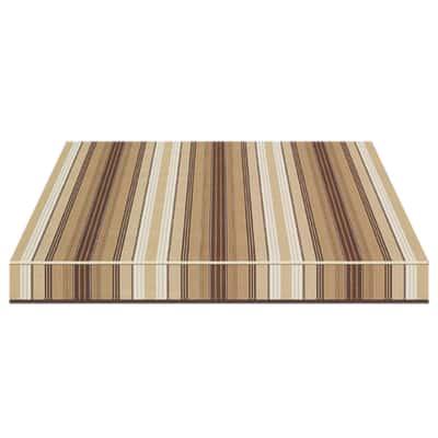 Tenda da sole a caduta cassonata Tempotest Parà 240 x 250 cm avorio/beige/marrone Cod. 5011/57
