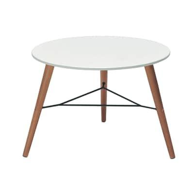 Tavolino Reef, Ø 60 cm legno