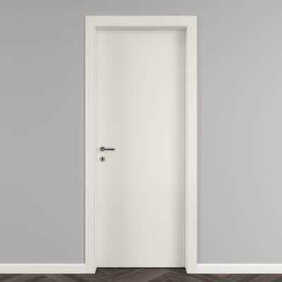 Porta da interno battente Strauss 70 x H 210 cm reversibile