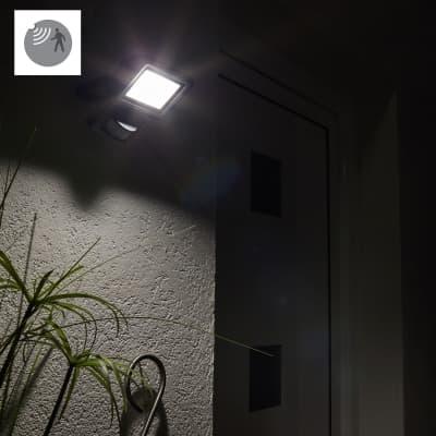 Proiettore led integrato con sensore Yonkers 10 W