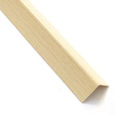 Profilo angolare a L 11 x 11 x 1 mm x 2,6 m