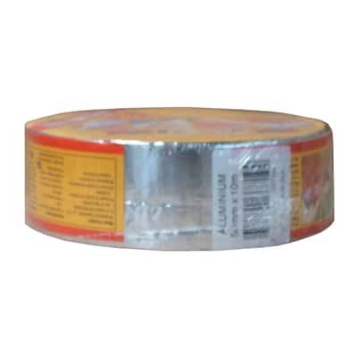 Banda sigillante Multiseal in alluminio/butile 5 x 0,12 cm, L 1000 cm