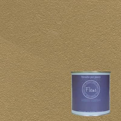 Finitura Fleur Lingotto oro metallizzato 2,5 L
