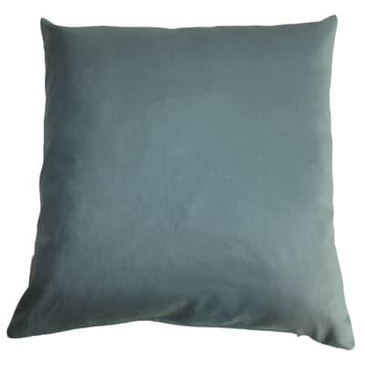 Cuscino Tela verde 40 x 40 cm