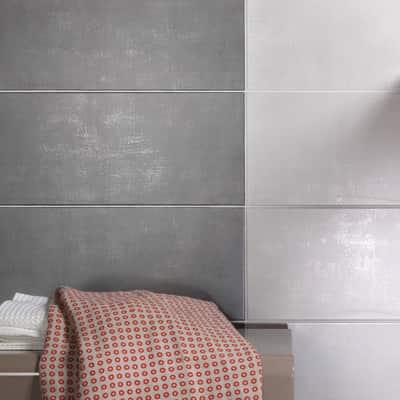 Piastrella Sirio 20 x 50 cm grigio
