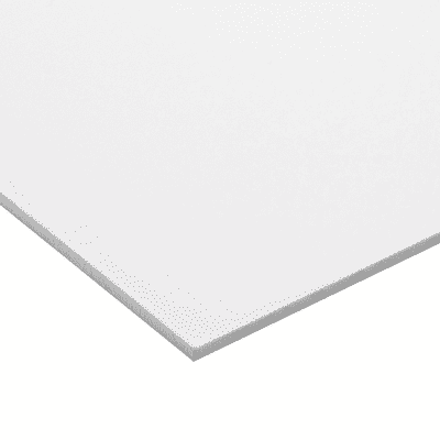 Lastra pvc espanso bianco 1000 x 500 mm spessore 3 mm for Pannelli in pvc leroy merlin