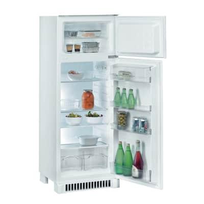 Frigorifero a incasso frigorifero 2 porte INDESIT IND2040AA/S sinistra
