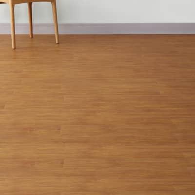 Pavimento pvc adesivo natwood sp 1 8 mm giallo dorato for Pavimenti pvc ikea
