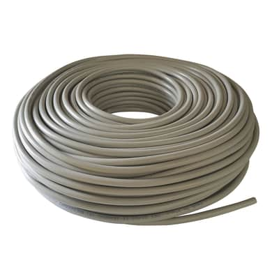 Cavo elettrico BALDASSARI CAVI 3 fili x 1,5 mm² Matassa 50 m grigio