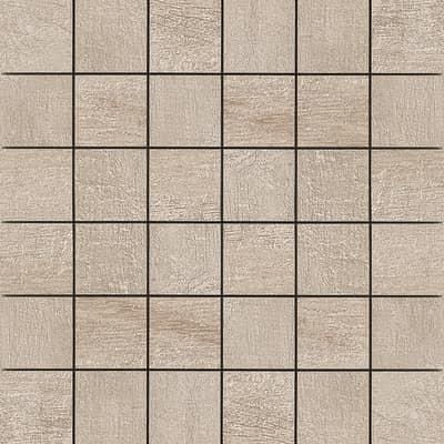 Mosaico Taiga H 30 x L 30 cm beige