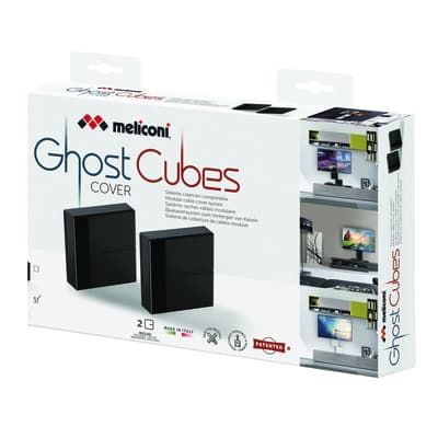 Copricavi Ghost cubes cover plastica