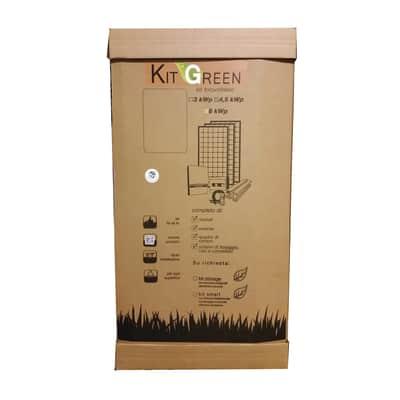 Kit solare fotovoltaico GREEN TOP 4,5 KWP 4500 W