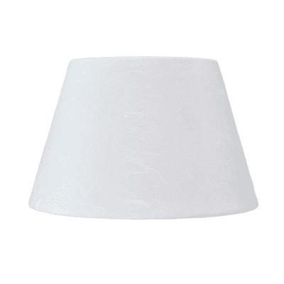 Paralume per lampada da tavolo personalizzabile  Ø 40 cm bianco in carta laccata