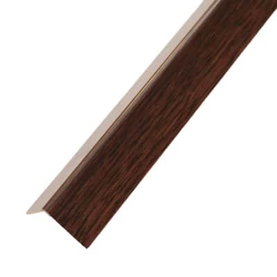 Profilo angolo STANDERS in pvc 2.6 m x 1.1 cm