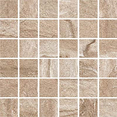 Mosaico Duomo H 30 x L 30 cm marrone