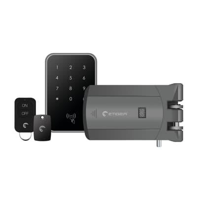 Serratura elettrica Kit base smart + tastierino touch